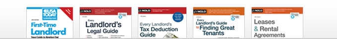 Landlord & Tenant Books and Forms