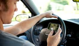 Why Cell Phones and Driving Don't Mix