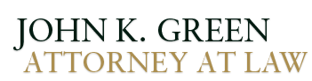 John K. Green, Attorney at Law