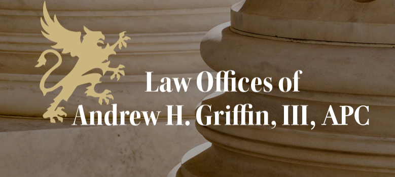 Law Offices of Andrew H Griffin III APC