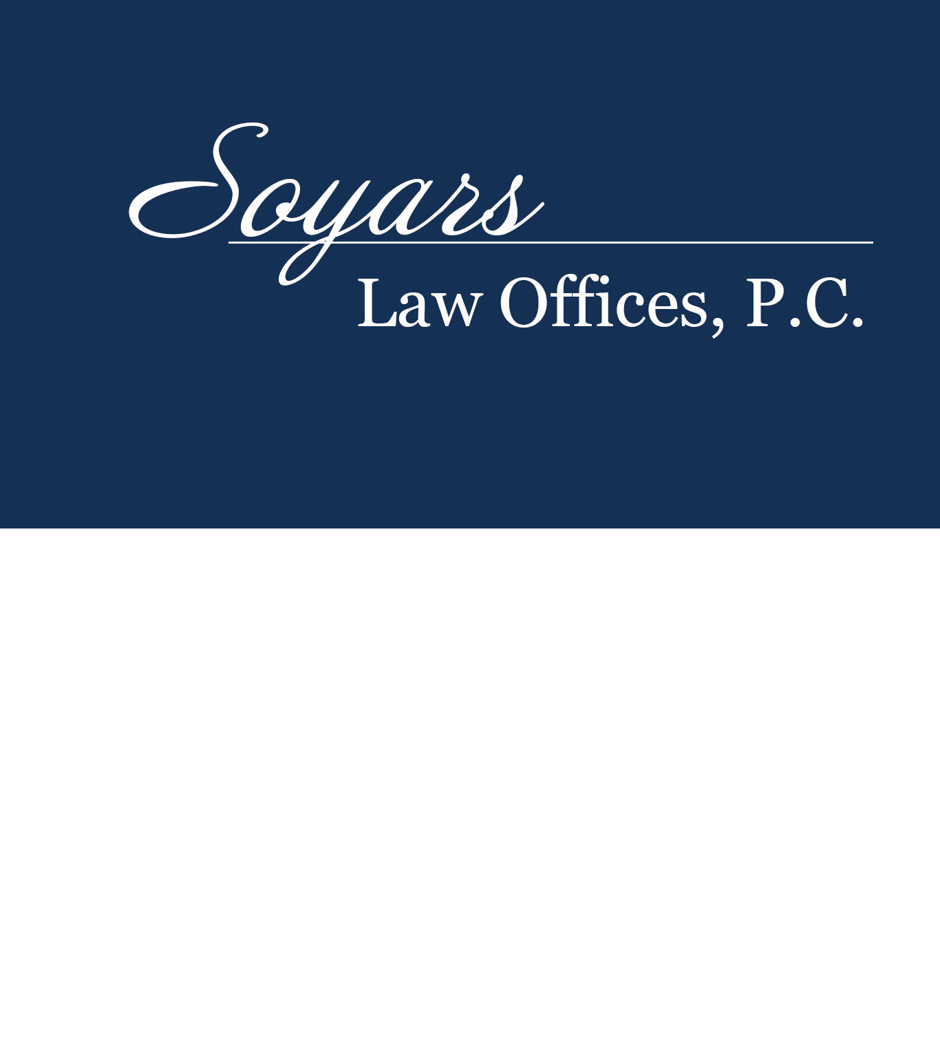 Soyars Law Offices, P.C