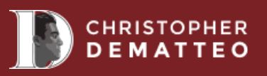 Christopher DeMatteo Attorney and Counselor at Law