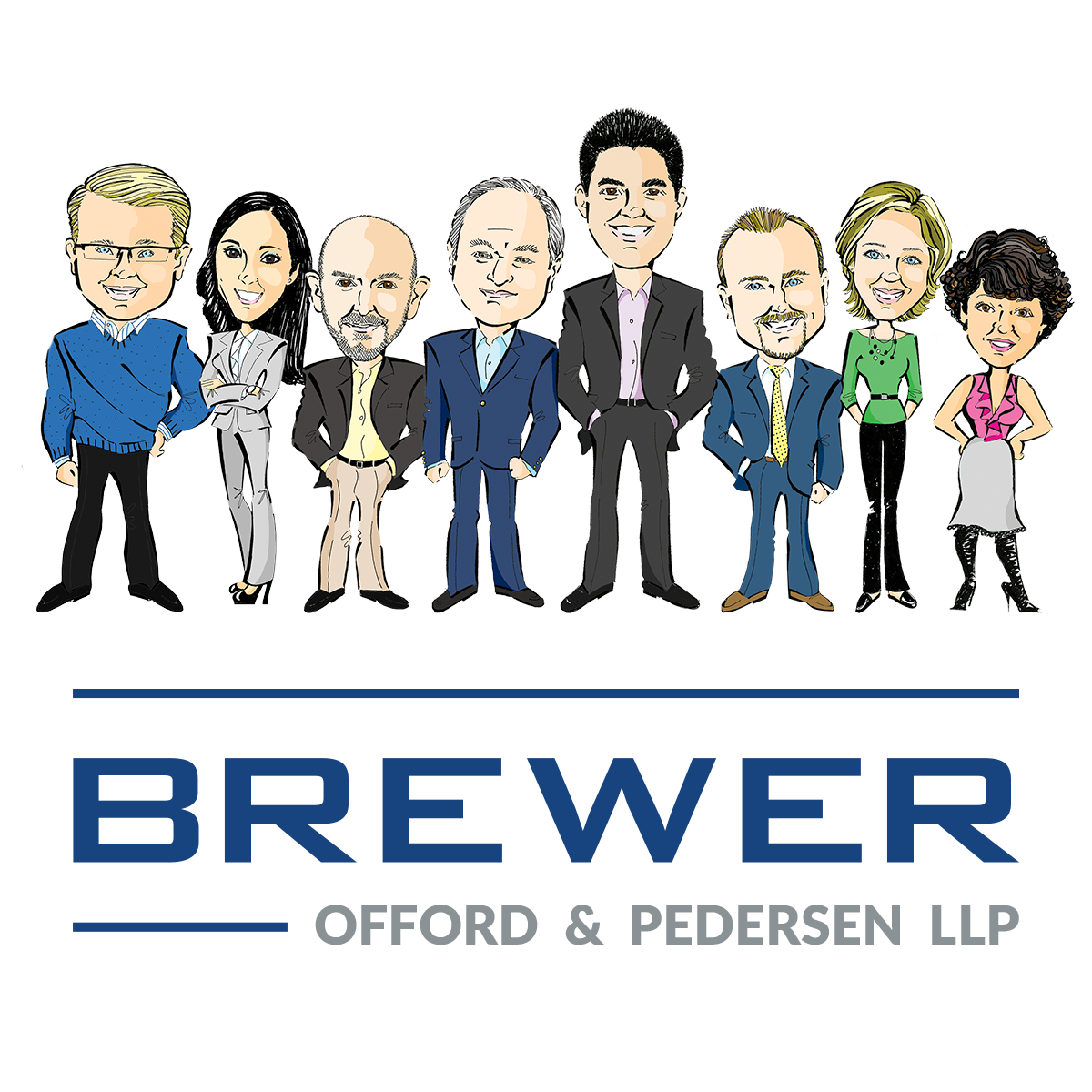 Brewer Offord & Pedersen LLP