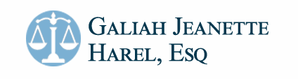 Galiah Jeanette Harel, Attorney