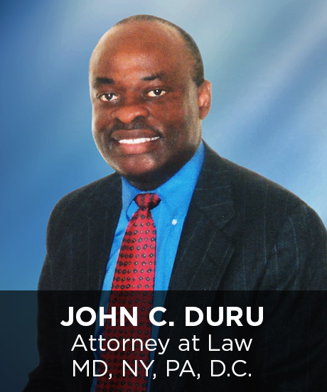 Law Offices of  John C. Duru