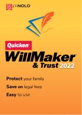 Nolo's Quicken WillMaker & Trust 2022