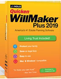 Quicken WillMaker Plus 2019