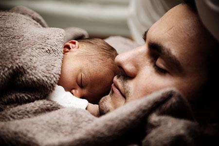 Family Baby Born