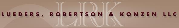 Lueders, Robertson & Konzen LLC