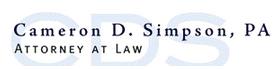 Cameron D. Simpson, PA
