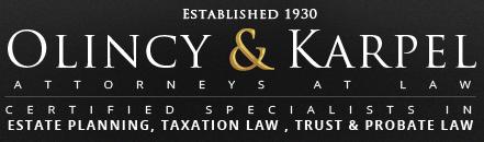 Olincy & Karpel