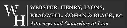 Webster, Henry, Lyons,Bradwell, Cohan & Black, P.C.