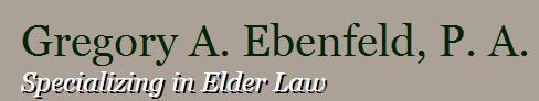 Gregory A. Ebenfeld, P.A.