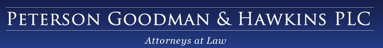 Peterson Goodman & Hawkins PLC