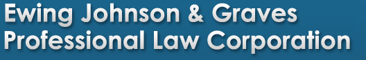 Ewing Johnson & Graves Professional Law Corporation