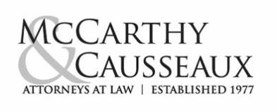 McCarthy & Causseaux