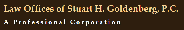 Law Offices of Stuart H. Goldenberg, P.C. A Professional Corporation