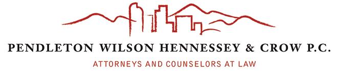 Pendleton, Wilson, Hennessey & Crow, P.C