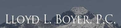 Lloyd L. Boyer, P.C.
