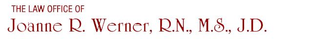 Law Office of Joanne R. Werner & Associates