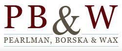 Pearlman, Borska & Wax