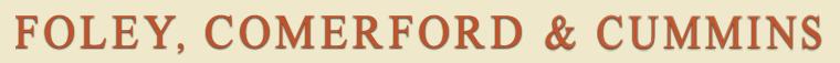 Foley, Comerford & Cummins