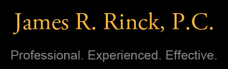 James R. Rinck, P.C.