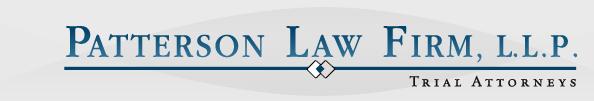Patterson Law Firm, L.L.P.