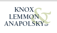 Knox Lemmon & Anapolsky, LLP