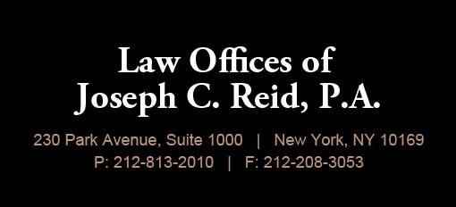Joseph C. Reid