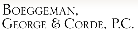 Boeggeman, George & Corde, P.C.