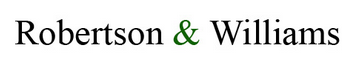 Robertson & Williams, Inc.