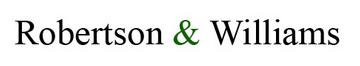 Robertson & Williams, Inc.