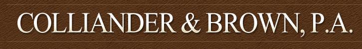 Colliander & Brown, P.A.