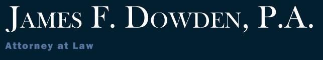 James F. Dowden