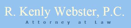 R. Kenly Webster, P.C.
