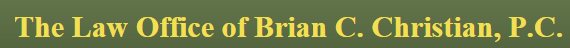 Brian C. Christian, P.C.