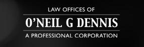 O'Neil G. Dennis A Professional Corporation
