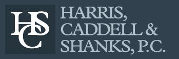 Harris, Caddell & Shanks, P.C.