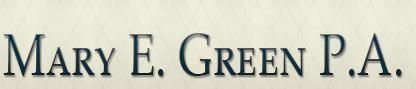 Mary E. Green P.A.