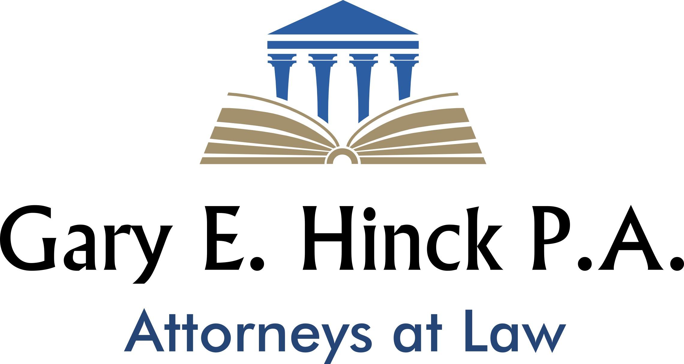 Gary E. Hinck, P.A.