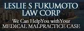 Leslie Fukumoto, AAL, A Law Corp.