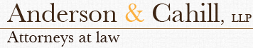 Anderson & Cahill, LLP