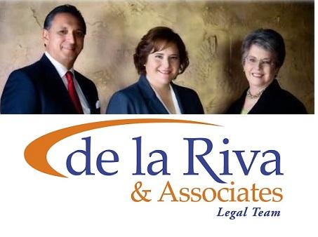 de la Riva & Associates Legal Team
