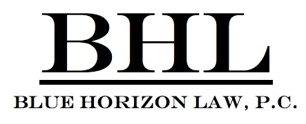 Blue Horizon Law