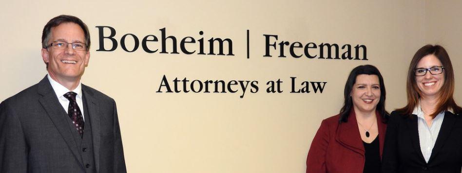 Boeheim Freeman PLLP