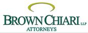 Brown Chiari LLP, Attorneys at Law