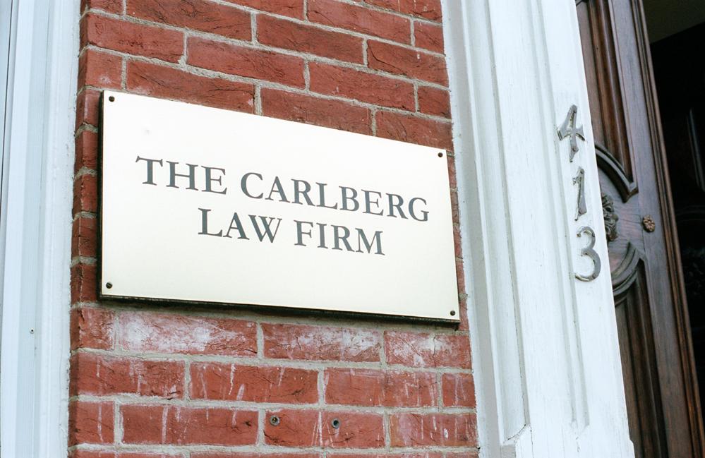 The Carlberg Law Firm Alexandria Va Lawyers