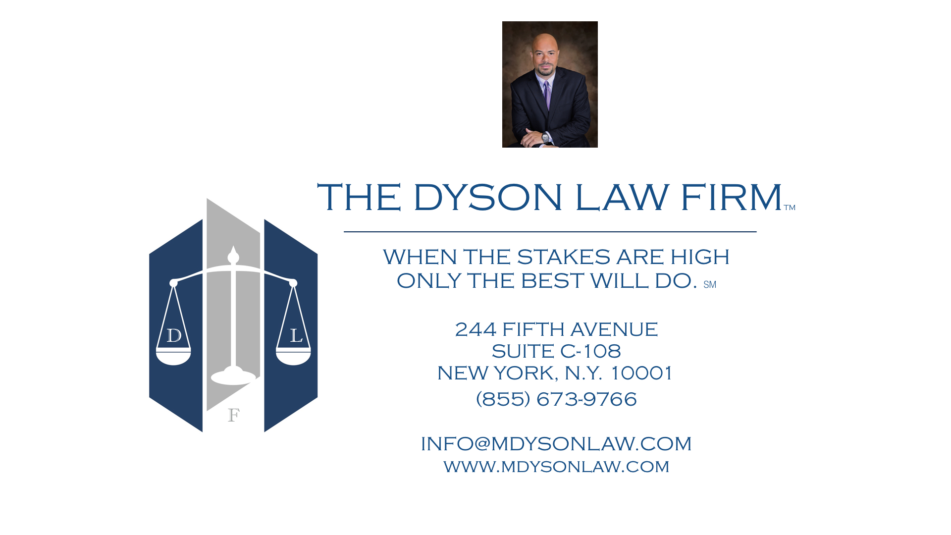 The Dyson Law Firm PLLC