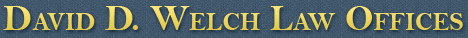 David D. Welch Law Offices